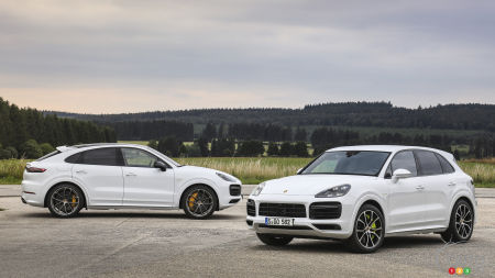 Details of 2020 Porsche Cayenne Turbo S E-Hybrid, Standard and Coupe Version
