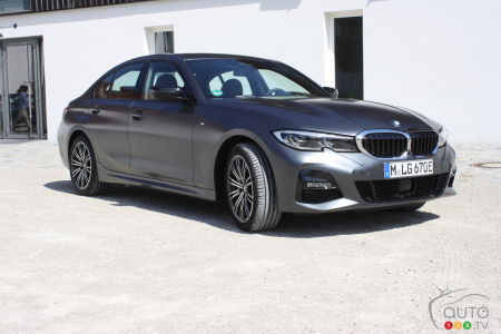 2020 BMW 330e First Drive: The Electric Fairy
