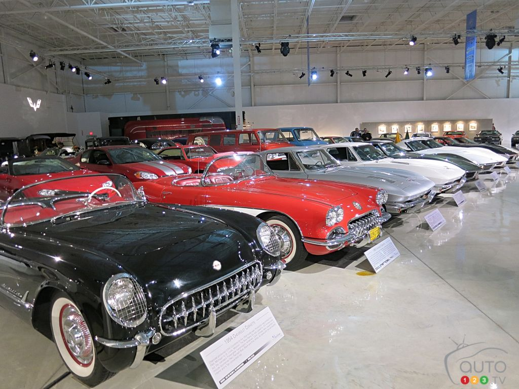 Top 10: Some of the Best Vehicles at the GM Heritage Center