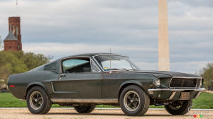 Ford Mustang GT 1968