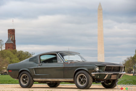 Original '68 Mustang from Bullitt Going to Auction: Expect a Winning Bid in the Millions