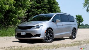 Chrysler Pacifica Limited S 2019