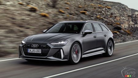 The Improbable Audi RS 6 Avant Will Be Sold in North America