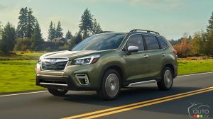 Subaru Canada Announces Pricing for 2020 Forester