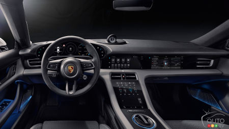 Porsche Takes Us Inside its New Taycan EV