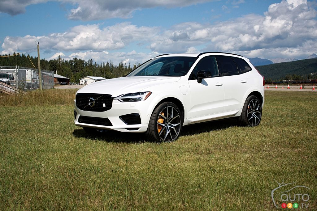 Premier essai du XC60 T8 Polestar Engineered 2020 : au sommet