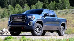 GMC Sierra AT4 Duramax 2020