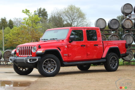 Jeep Accessory Sales: The Gladiator Outdoes the Wrangler