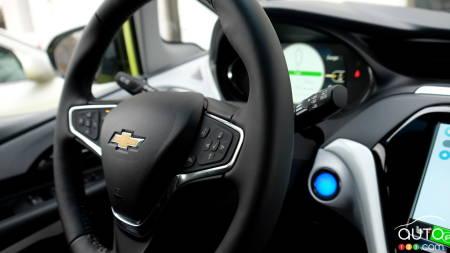 Nouvelles Sur Les Chevrolet Bolt Ev 2021 Auto123
