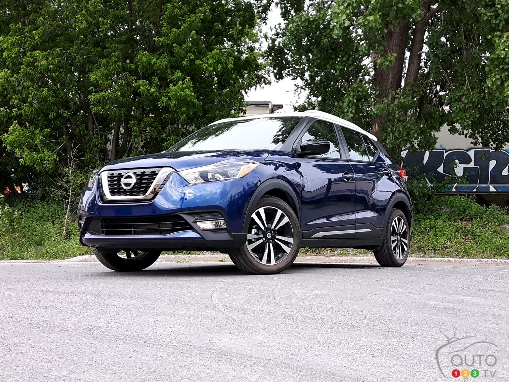 2019 Nissan Kicks Review: Added Value
