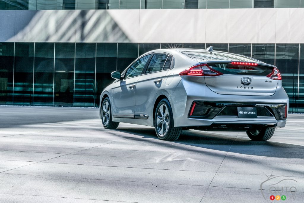 Boost in Range for 2020 Hyundai IONIQ