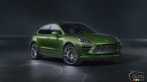 Smaller But More Powerful Engine for 2020 Porsche Macan Turbo