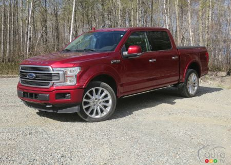 Ford Recalls Over 550,000 Trucks, SUVS, Including 58,712 in Canada