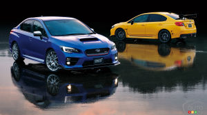 Next Subaru WRX and STI Expected in Late 2020