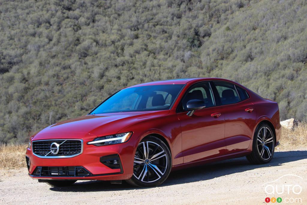 2019 Volvo S60 And Volvo V60 Review Car Reviews Auto123