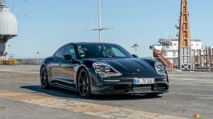 2020 Porsche Taycan First Drive: A Star is Born