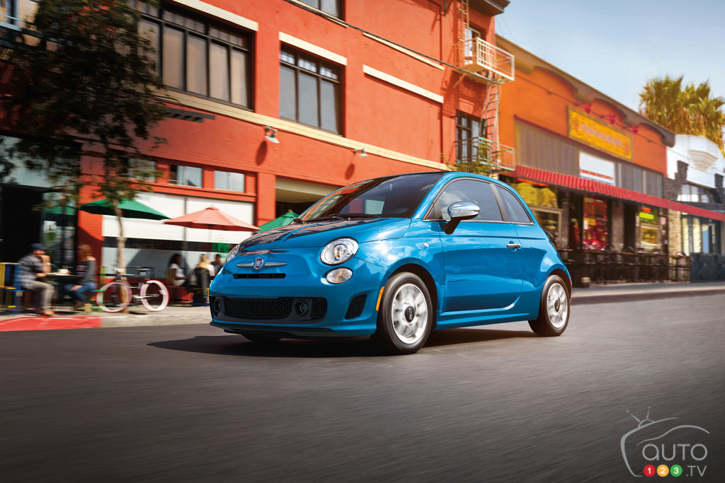 Fiat 500 Being Discontinued in North America