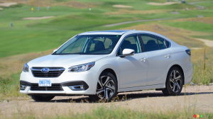2020 Subaru Legacy First Drive: From the Shadows Into the Light?