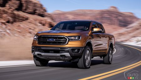 A V6 Engine for the Next Ford Ranger?