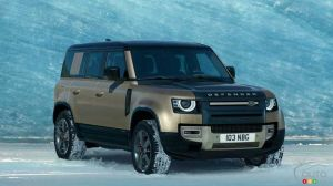 Frankfurt 2019: Land Rover Finally Unveils 2020 Defender