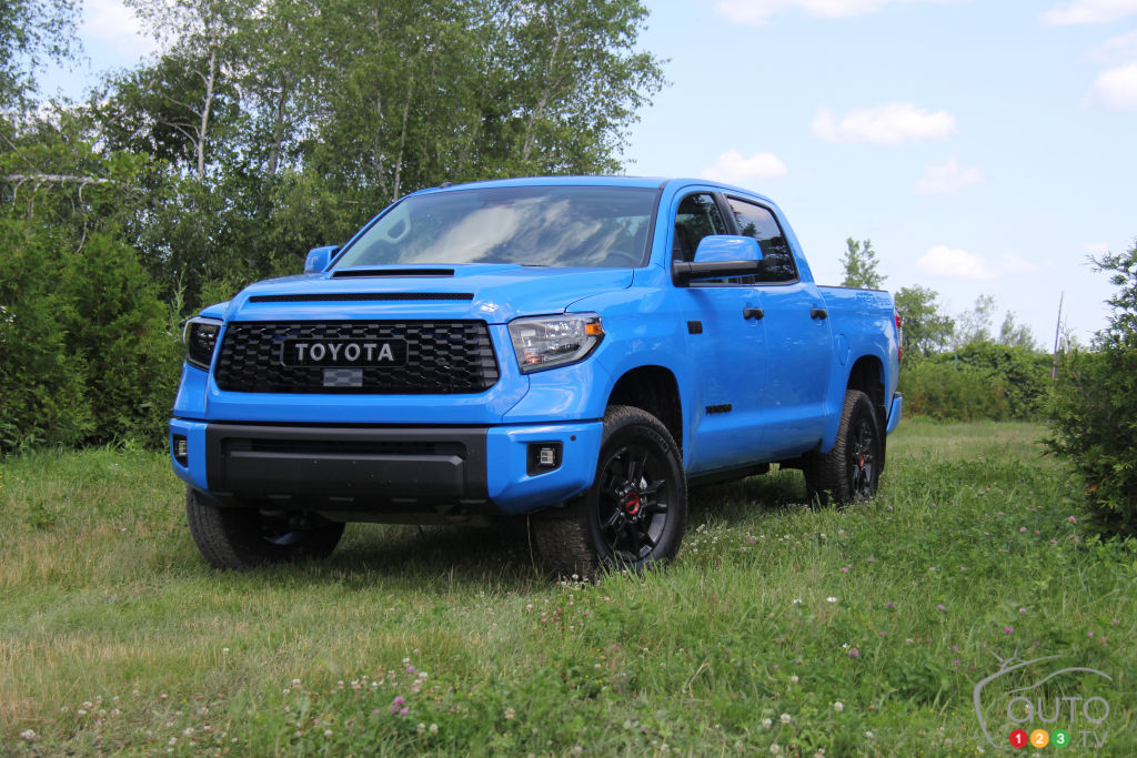 2019 Toyota Tundra TRD Pro Review: Traditional as in Old, but Reliable as in Rugged