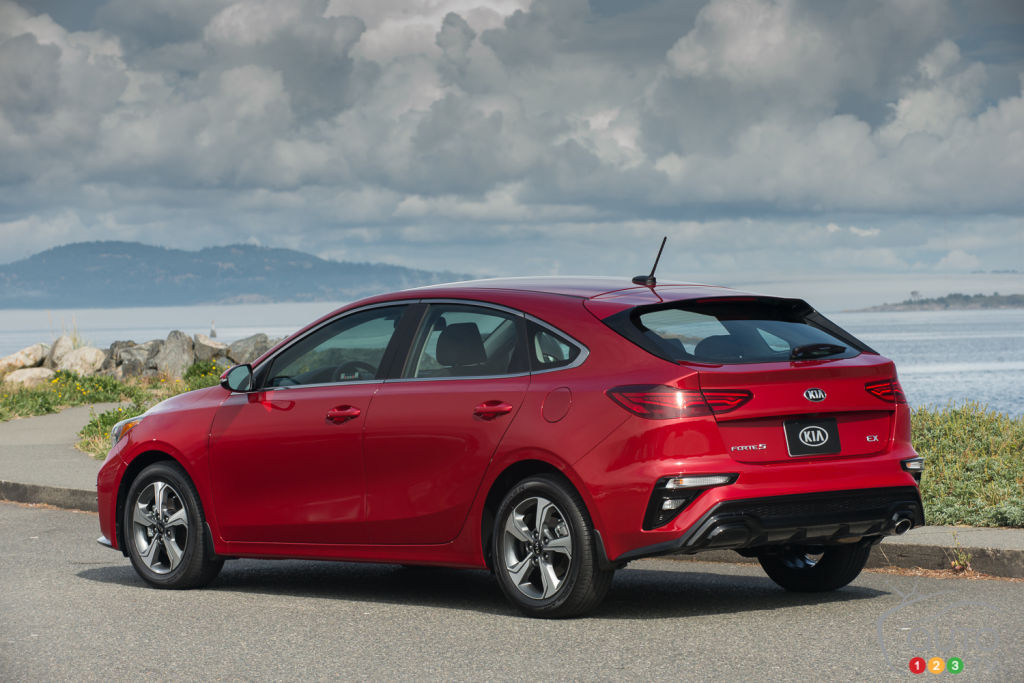 2020 Kia Forte First Drive: Still in Two Basic Flavours