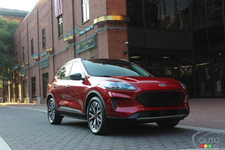 2020 Ford Escape First Drive: Getting With the Program