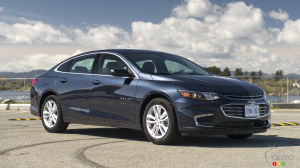 GM Recalling 5,000 Malibu Cars in Canada Over Engine-Software Issue