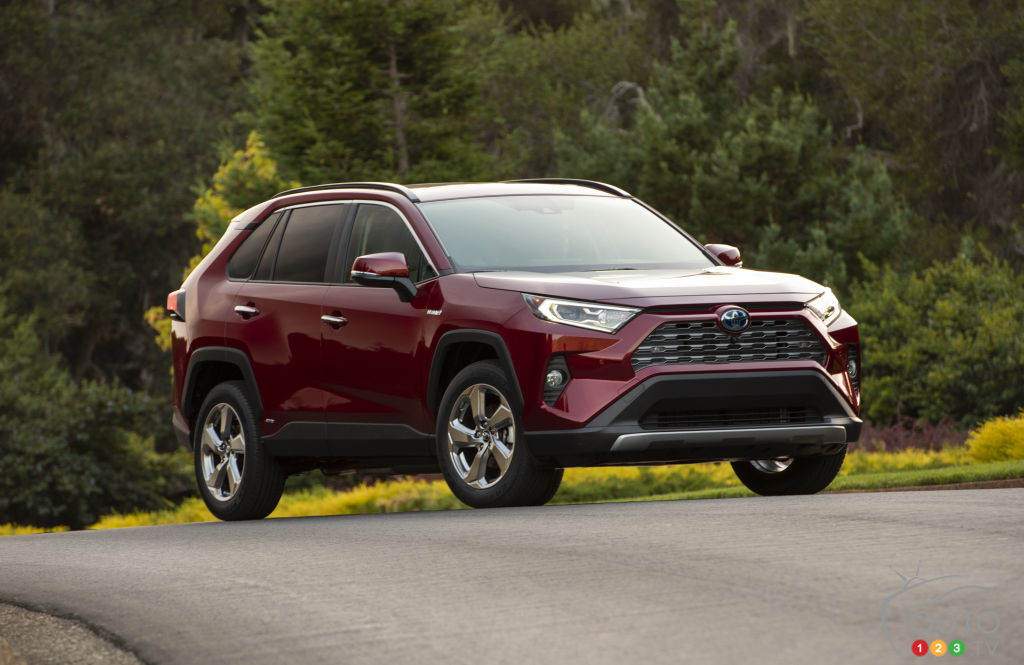 Top 12 des VUS compacts au Canada 2019-2020
