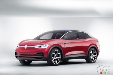 Volkswagen ID.4 to Debut at Next Chicago Auto Show