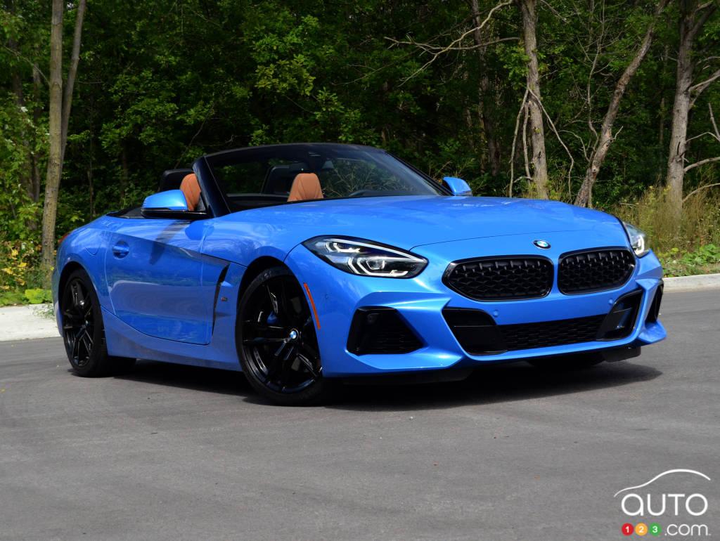 2020 BMW Z4 Roadster Exterior
