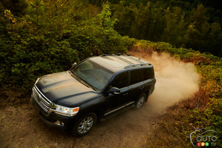 Toyota Has Sold 10 million of its Land Cruiser