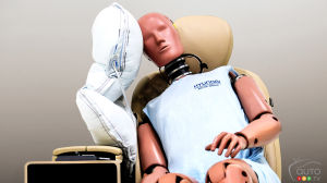 Hyundai's New Airbag to Protect Occupants… From Each Other