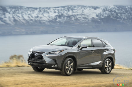 2019 Lexus Nx 300 Review Car Reviews Auto123