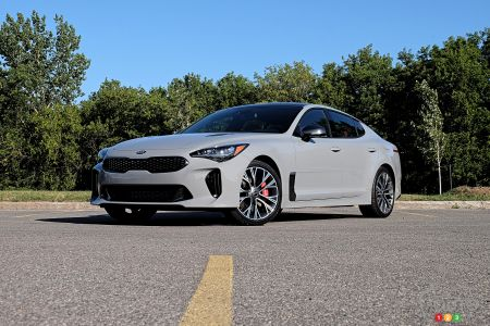 Future of Kia's Stinger in Doubt?