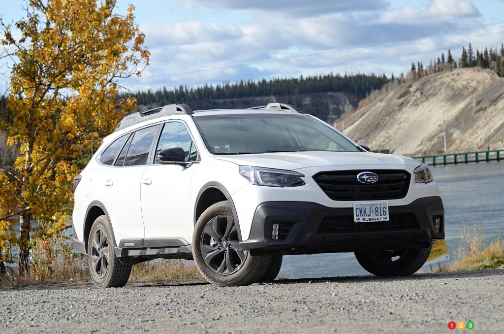 2020 Subaru Outback First Drive : Polishing the Diamond