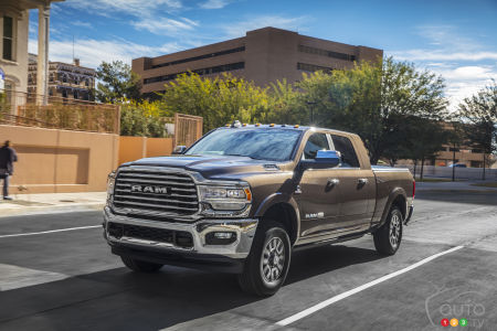 The Ram Longhorn 2500 Heavy Duty: 22 Reasons to Go Ga-Ga Over It