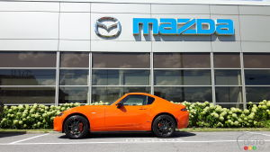 Turns Out Mazda MX-5 Buyers Like Their Gearbox Manual