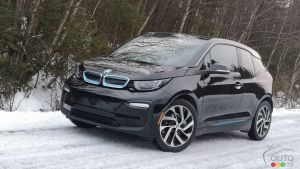 2019 BMW i3 REx 2019 Review : Victim of the Badge