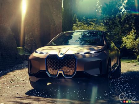 BMW Could Be Planning an i6 All-Electric Sedan