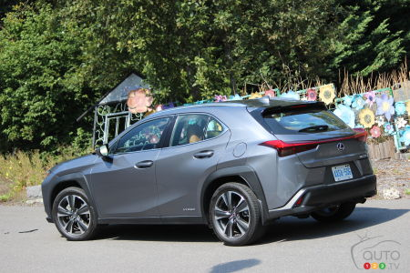 2019 Lexus UX250h Review: A good thing in a small package