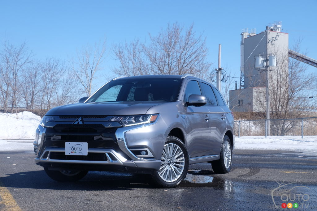2019 a Record Year for Mitsubishi Canada