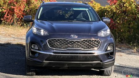 2020 Kia Sportage Review: Welcome Updates for the SUV