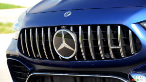 Mercedes-Benz Recalling 750,000 Vehicles Whose Sunroof Could Fly Off