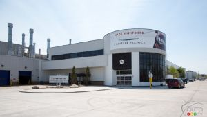 FCA Ontario Plant to be Idled One Week this Month