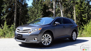 Return of the Toyota Venza?