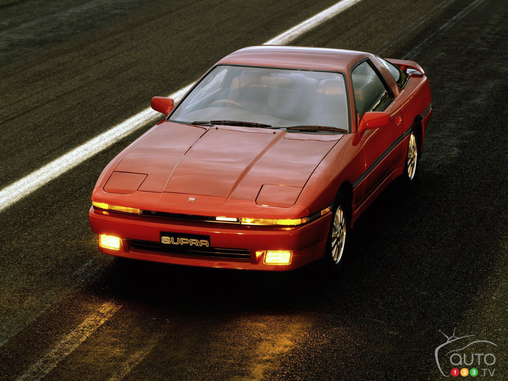 Parts For Old Toyota Supras Going Back Into Production Car News Auto123