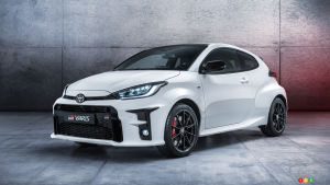 A 257-hp Toyota Yaris is Coming, But Not to North America