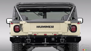 The Hummer name's return to be confirmed during Super Bowl