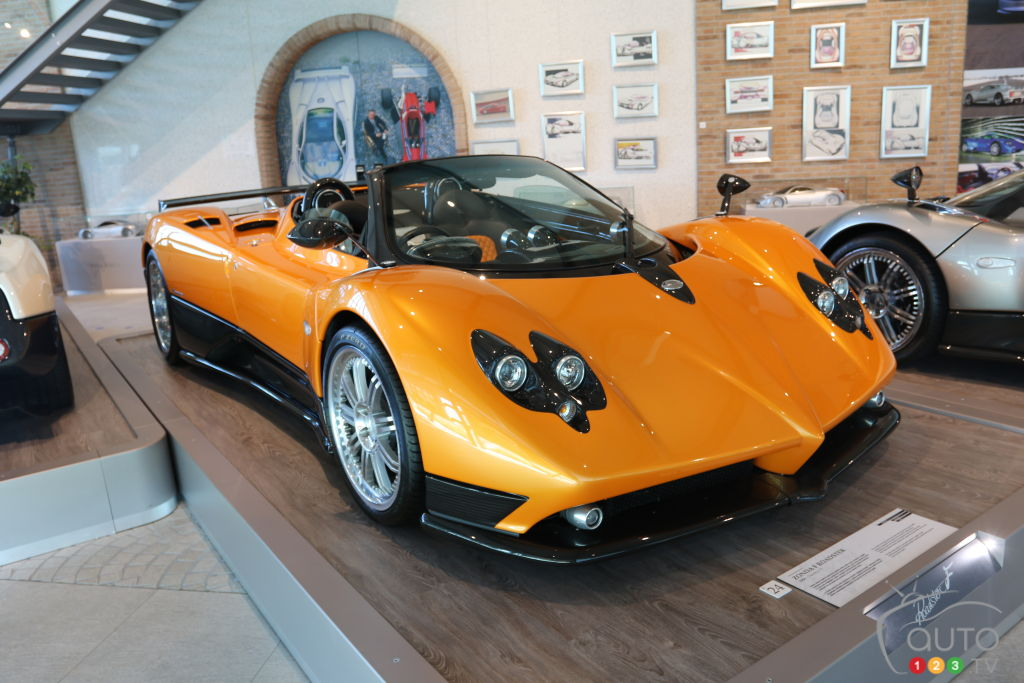 The Automotive Museums of Italy: The Pagani Museum